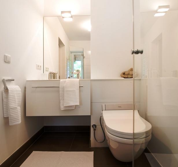 Duschbad für unsere Gäste