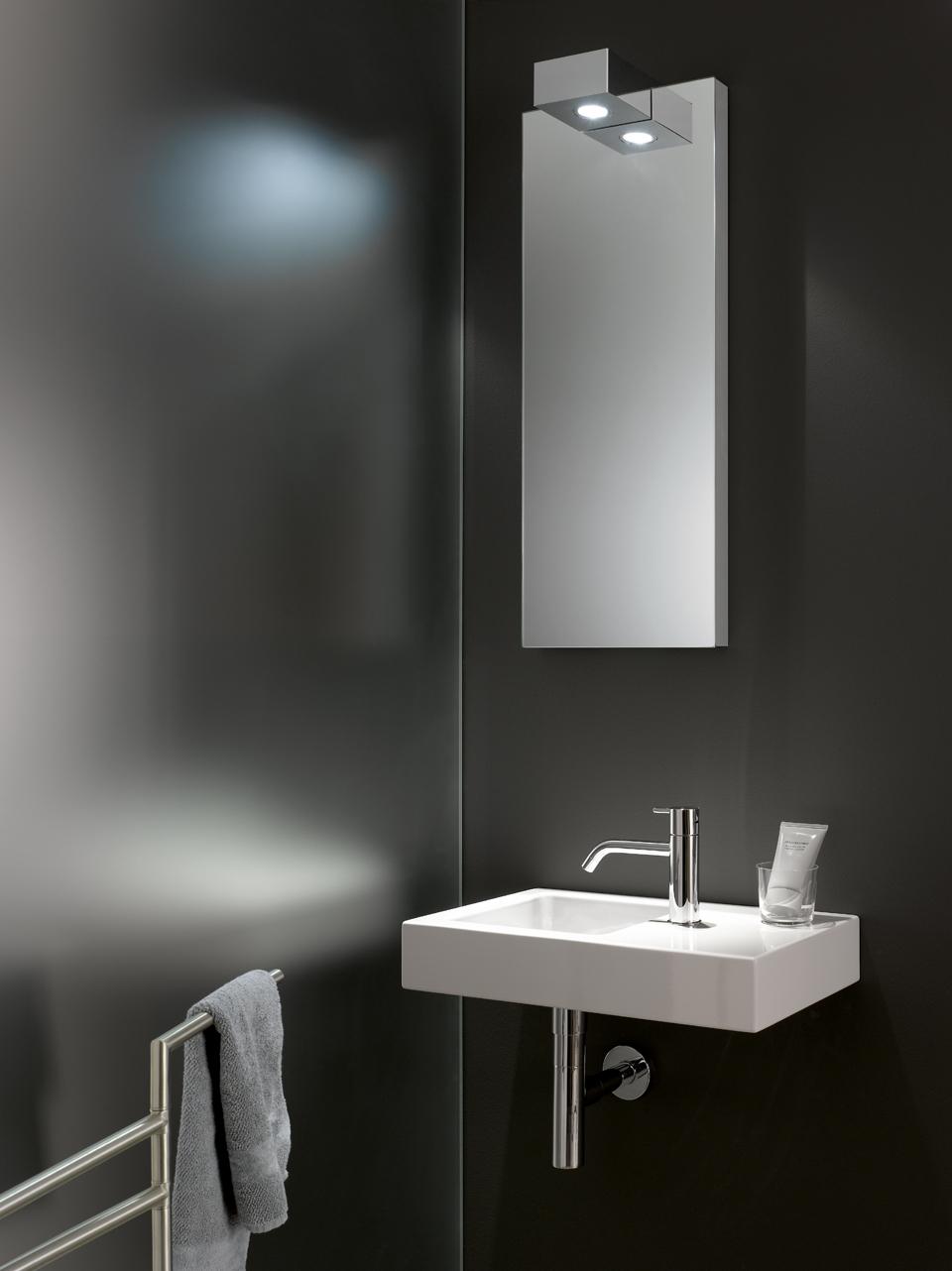 Relativ So individuell kann klein sein - 3m² Gäste-WC | Schramm | München KL69