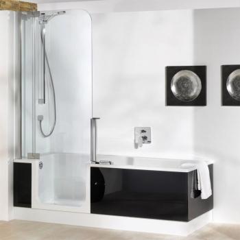Dusch-Badewanne mit Tür: Twinline von Artweger | Schramm | München ...