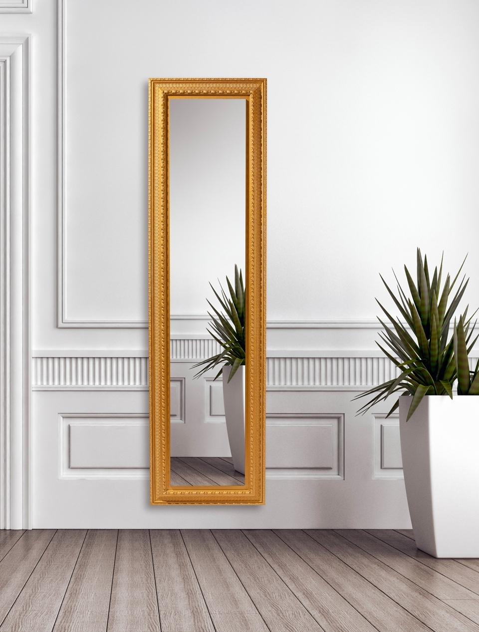 Spiegelreflex: Die ornamentale Struktur des BEMM Olycal Royal zitiert Kunststile verschiedener Epochen. Hier im Farbton Gold aus Jemen.