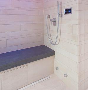 Mit der baYou Farblichttherapie können Sie in den Farben buchstäblich baden.