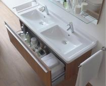 Duravit Starck3 bringt Wohnlichkeit ins Bad