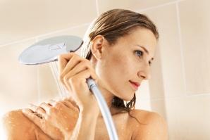 Bei den Power&Soul Duschen von Grohe stehen gleich vier Strahlarten zur Verfügung.