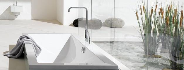 Hochwertige Design-Lösungen für stilvolle Bäder - dies ist das Konzept der Keramag Preciosa II Waschtische und Badmöbel.