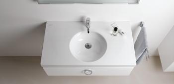 Bad-Serien von Keramag auch für Gäste-WCs