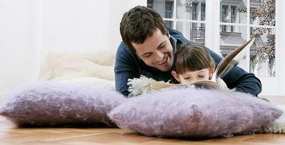 Ein gesundes Raumklima ist der beste Garant für das Wohlbefinden Ihrer Familie.