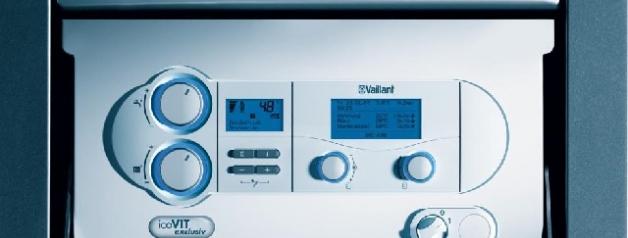 Brennwertgeräte mit leistungsstarken Warmwasserspeichern