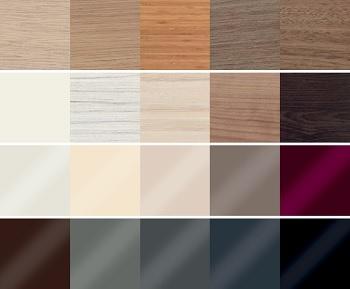 Der Kreativität sind durch die vielen unterschiedlichen Materialien und Farben beinahe keine Grenzen gesetzt.